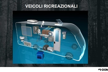 ASSISTENZA GENERATORI DOMETIC